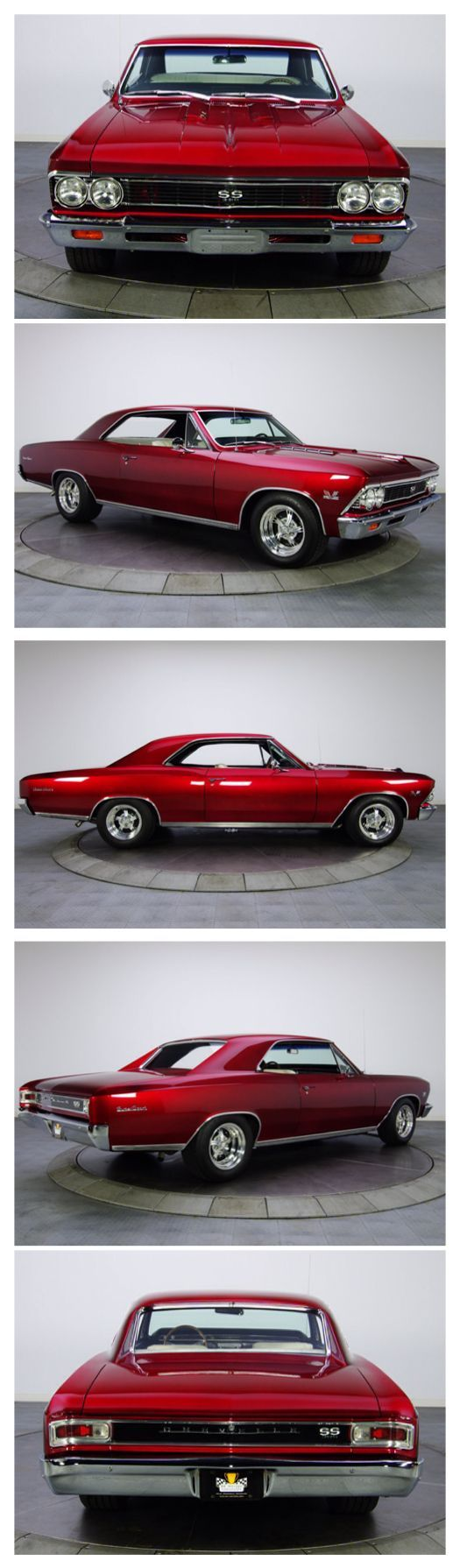 1966 Chevy Chevelle SS...Brought to you by House of Insurance in #Eugene, #Oregon. Save on #insurance in Eugene:
