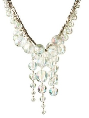 Another present: Erickson Beamon for Target® Cluster Bubble Beaded Necklace