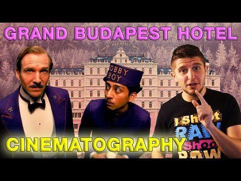 Analisi della cinematografia di Grand Budapest Hotel, film del 2014 di Wes Anderson. Fotografia a cura di Robert Yeoman.