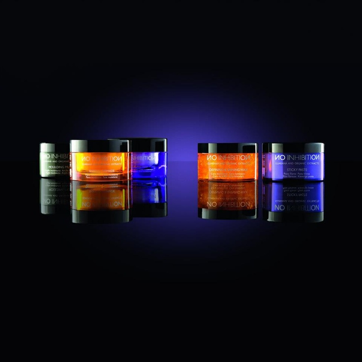 #Hair easy to shape with the No Inhibition pastes collection! #hairstyle #beauty