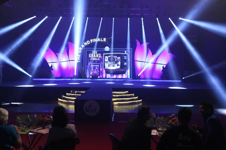 Lights! Camera! Action!.. All Set for the grand show