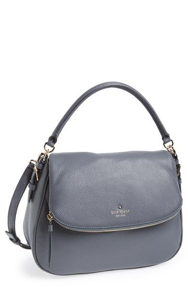 kate spade new york 'cobble hill - devin' satchel available at #Nordstrom