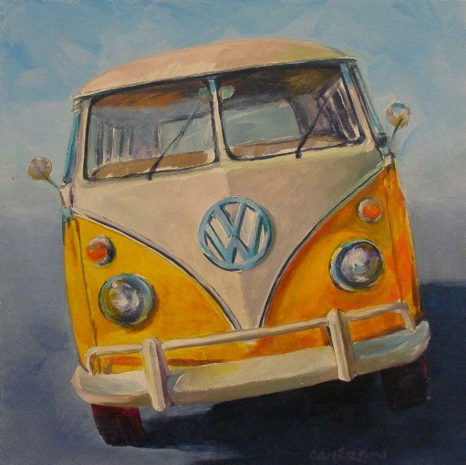 197 best Car art - auto's images on Pinterest | Cars, Vw beetles and Wood paintings