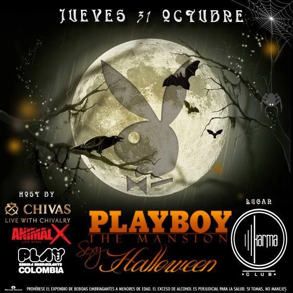 Este 31 Oct la fiesta de Halloween es en Karma Club Medellín