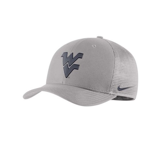496168e64 Nike WVU Aero C99 Mesh Swooshflex Hat in 2019 | Hats Off to WVU
