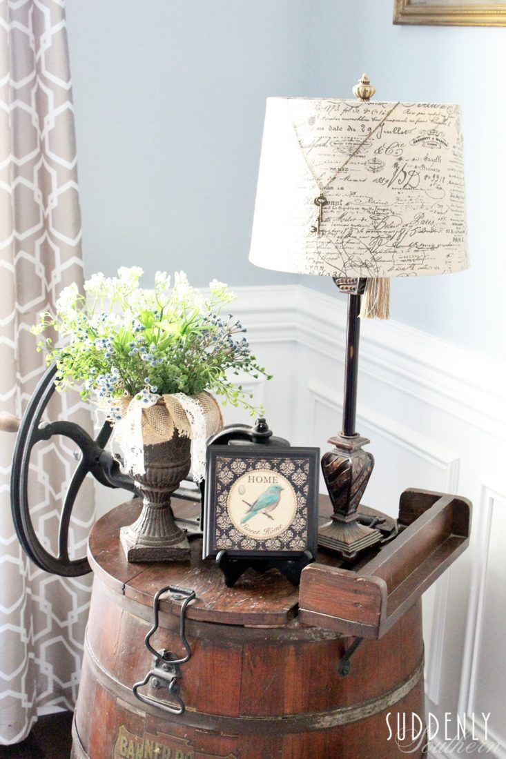 Vintage Rustic Decor Ideas And Link