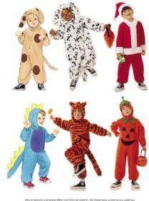 Butterick 6695 - Kinder kostuums