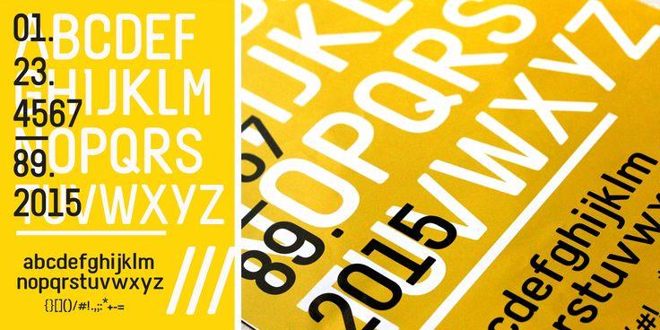 Font Design Poster - Wilhan Budiman - DKV UMN
