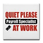 Payroll specialist