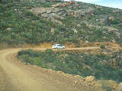 Driving down mountain pass to Kromrivier | Flickr - Photo Sharing!