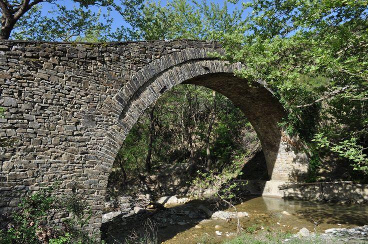 Topolitsas Βridge/ Γέφυρα Τοπόλιτσας