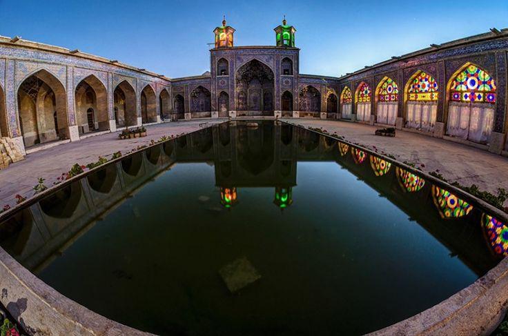 Самые красивые мечети Ирана - Иран Сегодня