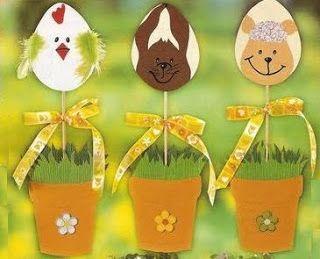 Mesetárház: húsvét