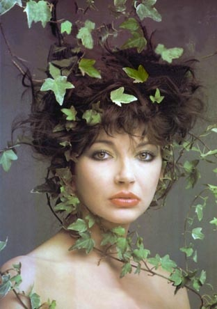 """Kate Bush.-""""It wouldn't take me long, to tell you how to find it, to show where I'll be.  Go into the garden, go under the ivy. under the leaves...away from the party"""""""