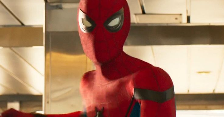 Description Spider-Man Homecoming footage, shown in Japan