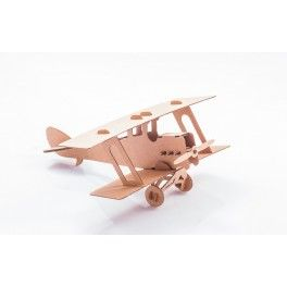 Samolot Dwupłatowy