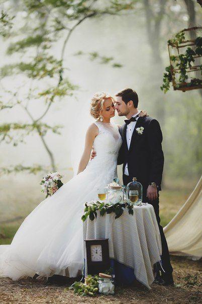 Нежная невеста Вика в платье #Gao #BlueByEnzoani  #FashionBride #odessa