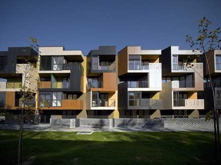 17 best apartment exteriors images on pinterest | architecture