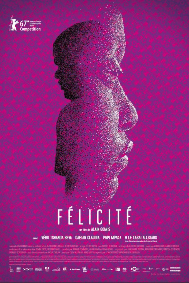 Félicité, libre et fière, est chanteuse le soir dans un bar de Kinshasa. Sa vie bascule quand son fils de 14 ans est victime d'un accident de moto. Pour le sauver, elle se lance dans une course effrénée à travers les rues d'une Kinshasa électrique, u...