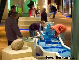 ARNHEM, Nederlands Watermuseum, el museo Holandés del agua. Un museo interactivo que se centra el el agua.WegmetdeKids.nl
