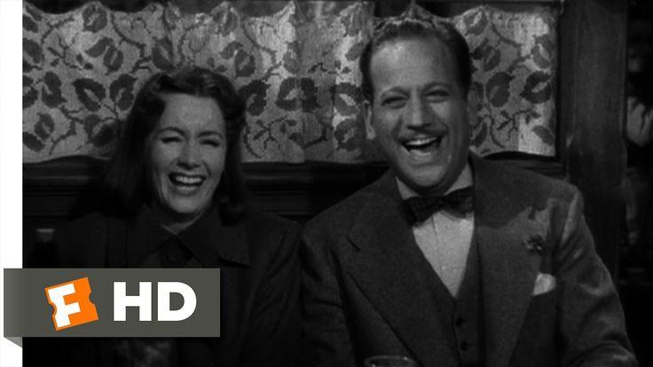 Ninotchka (5/10) Movie CLIP - Ninotchka Laughs (1939) HD