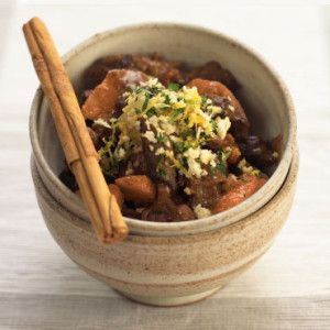 I Quit Sugar - Slow Cooked Moroccan Lamb Stew