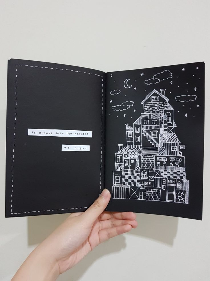 Art journal by Jessica Wijaya