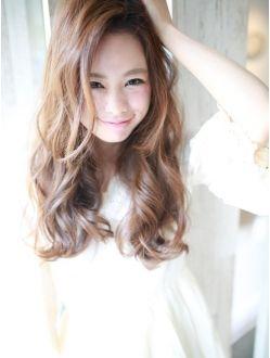 アグ ヘアー クロエ長野店(Agu hair chloe)大人気☆かきあげ女子ヘア