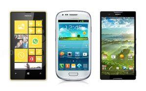 Best smartphones for nurses -- 2013 Edition. #Nurses #Technology #Smartphones