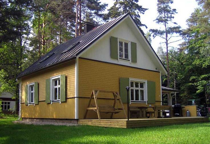 Olivia, holiday house, Aurinkoranta