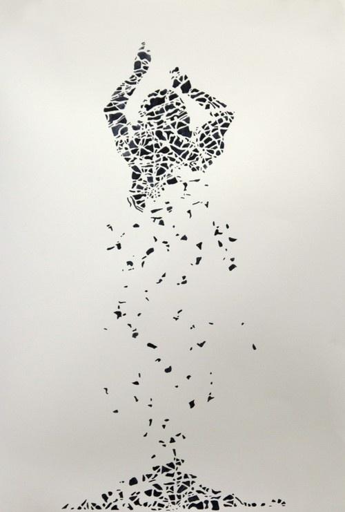 Disintegration by Nikki Rosato