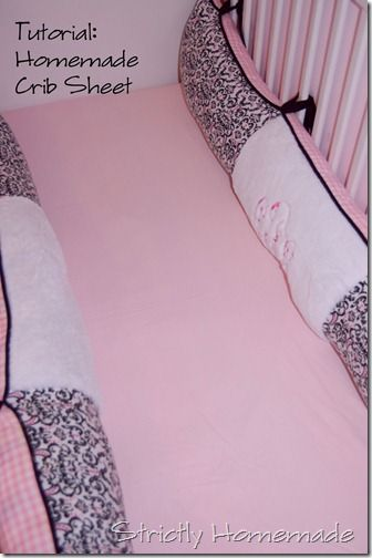 Sewing Tutorial: make your own sheets - Strictly Homemade blog