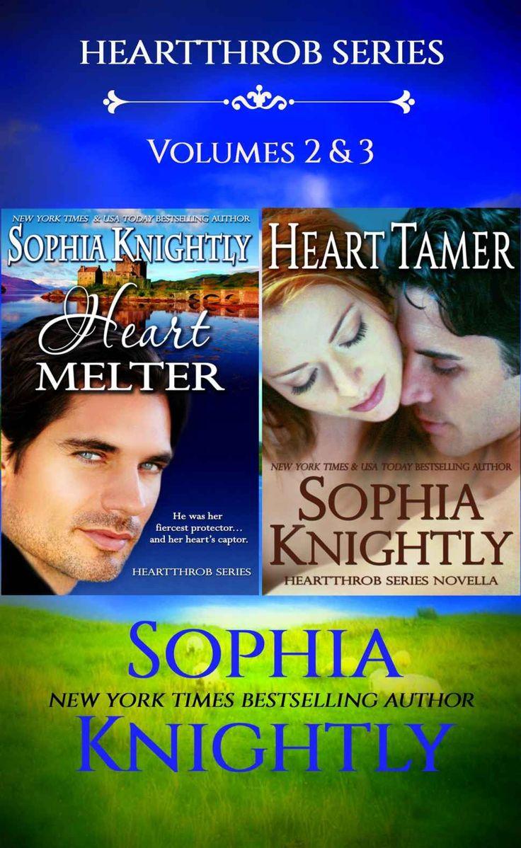 Heartthrob Series Boxed Set: Volumes 2 & 3 - Kindle edition by Sophia Knightly. Romance Kindle eBooks @ Amazon.com.