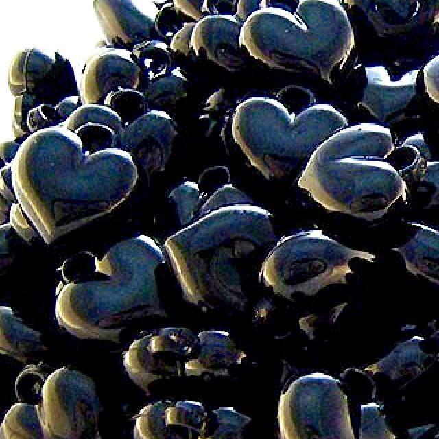 Noir...comme mon cœur...