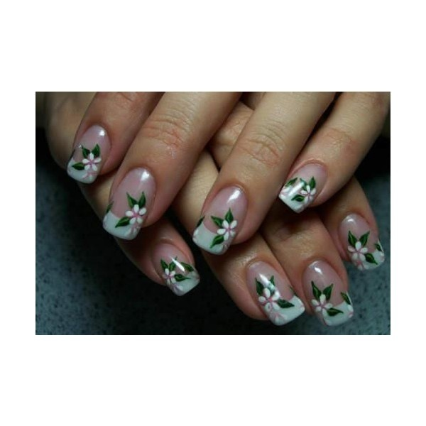Nail Art Gallery,Spl'y for Girls.Free Photos. - BZU Multan ❤ liked on Polyvore