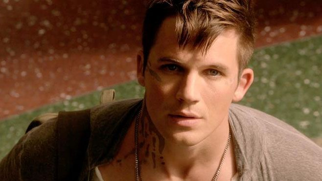 Exclusive Interview: Matt Lanter on 'Star-Crossed' ... would love to find this in Netflix or something.