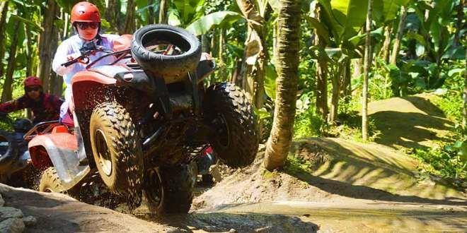 Balaji Quad Bike Adventure Bali Atv Ride Payangan Ubud