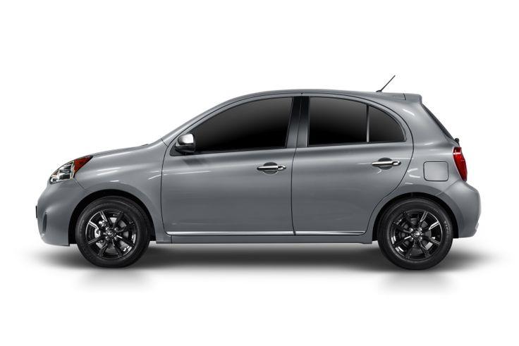 Nissan Micra Krom #nissan #nissanmicra #micra #nissanfanblog http://www.nissanfanblog.de/sondermodell-nissan-micra-krom-fuer-kanada