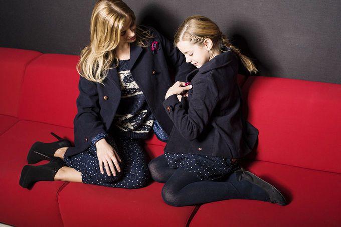 Pepita Pérez. Línea madre e hija es una auténtica maravilla (fotos de José Aguilar).  Año nuevo, planes nuevos - My Lightstyle - Blogs Harper's Bazaar