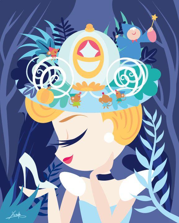 Cinderella by Fenway Fan