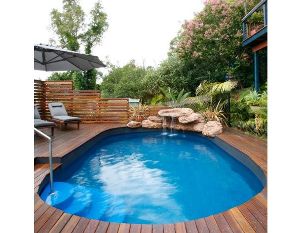 Clarke rubber entertainer pools pinterest steel Clark rubber swimming pool above ground