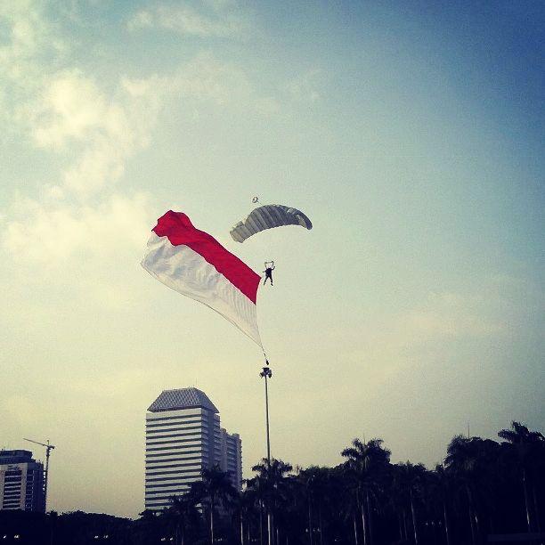 #garudafinisher #Monaas #Jakarta