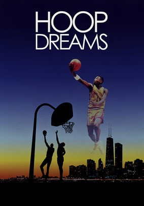 On one level, Steve James' Hoop Dreams (1994), is about the lives of Arthur Agee and William Gates, two African-American kids from the inner city of Chicago who dream of making it to the NBA. At the same time, the movie is about determination & resilience, race & class, and American society & values. Easily one of my 10 favorite films of all time. This movie will change the way you think.