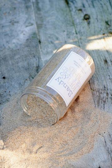 Sandy Shores Decoration Sand