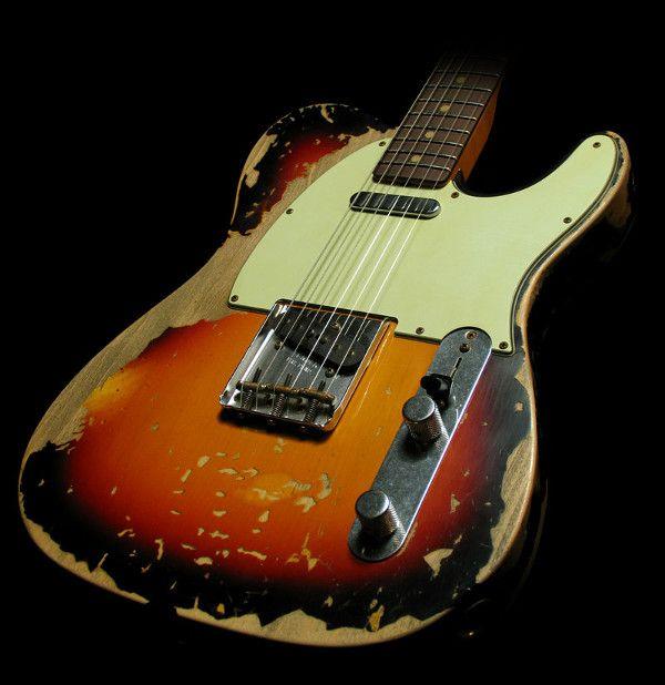 Fender Custom Shop Relic Telecaster