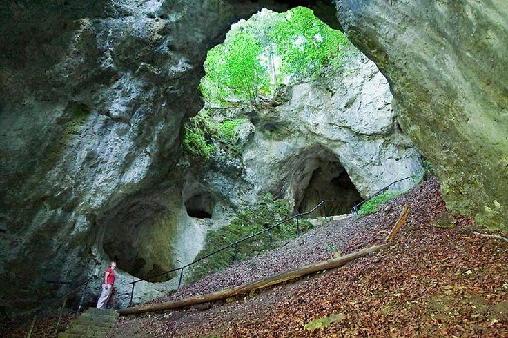 Höhle Riesenburg