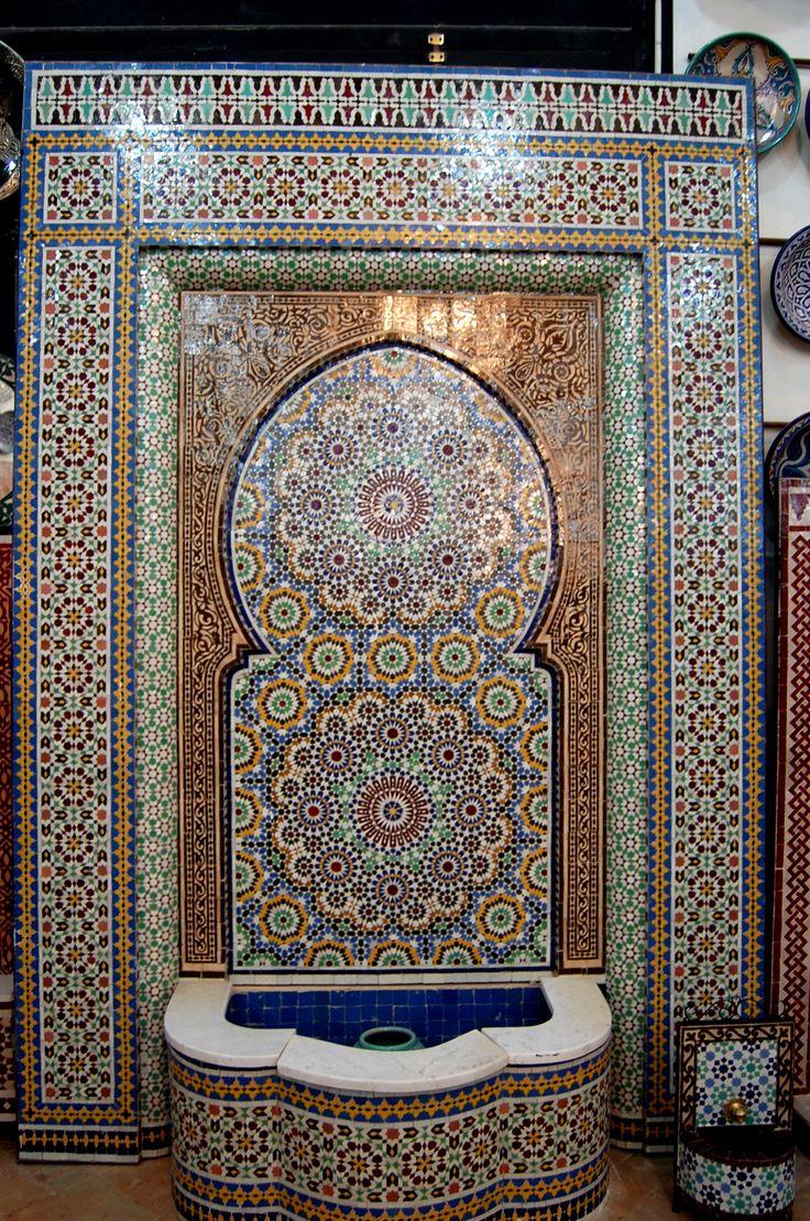 17 meilleures id es propos de mosaique marocaine sur. Black Bedroom Furniture Sets. Home Design Ideas