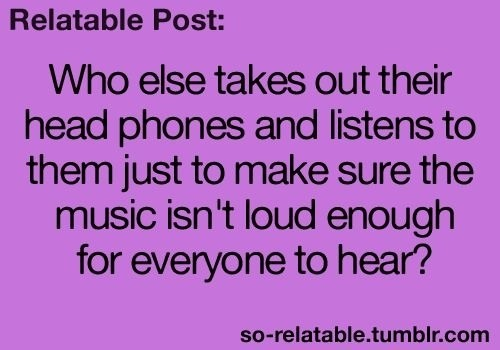 especially rap music haha(: