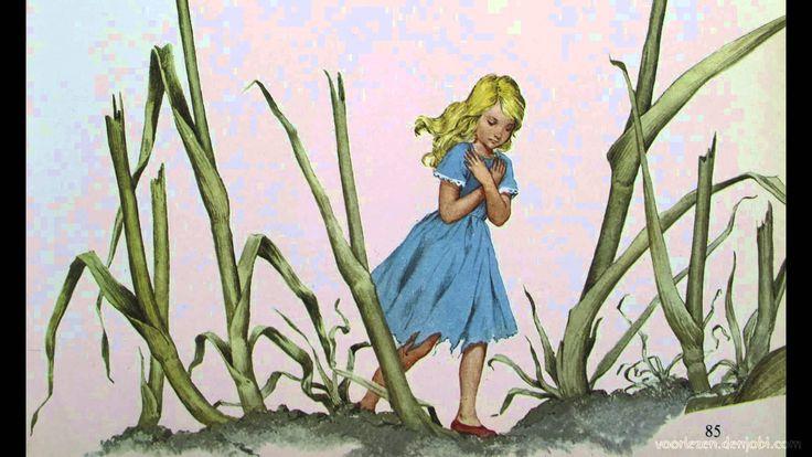 Duimeliesje - sprookje van H.C. Andersen met plaatjes