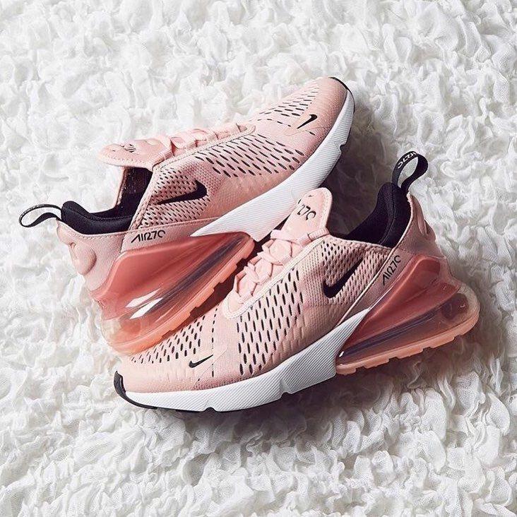 Tendance Sneakers 2018 Airmax270 Oder Nike Air Max 270 Coral 35 5 41 Sind Erhaltlich Produktcode Ah6789 Sneakers Nike Nike Shoes Women Sneakers Fashion
